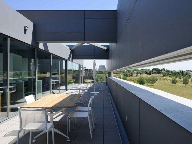 Terrasse - rbc design center