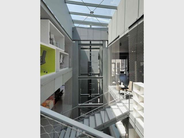 Résille intérieure - rbc design center