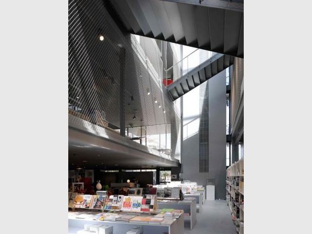 Librairie - rbc design center