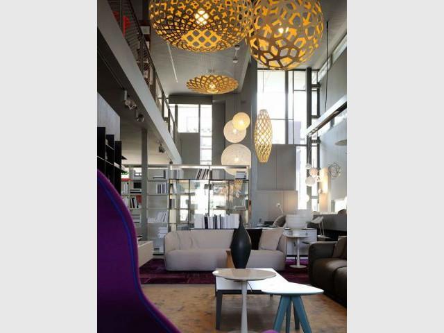 Espace mobilier - rbc design center