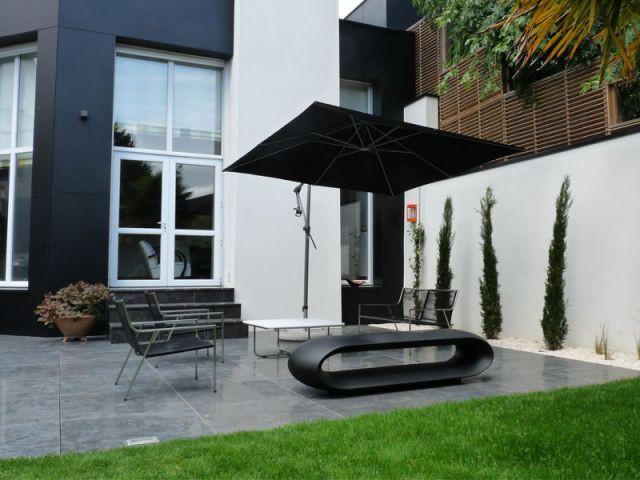 Coin détente - Terrasse Cardinal Jardin