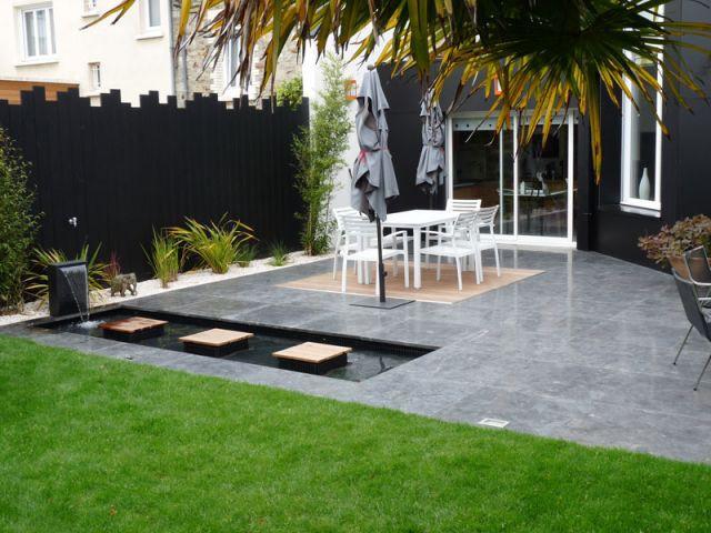 Des murs dynamiques - Terrasse Cardinal Jardin