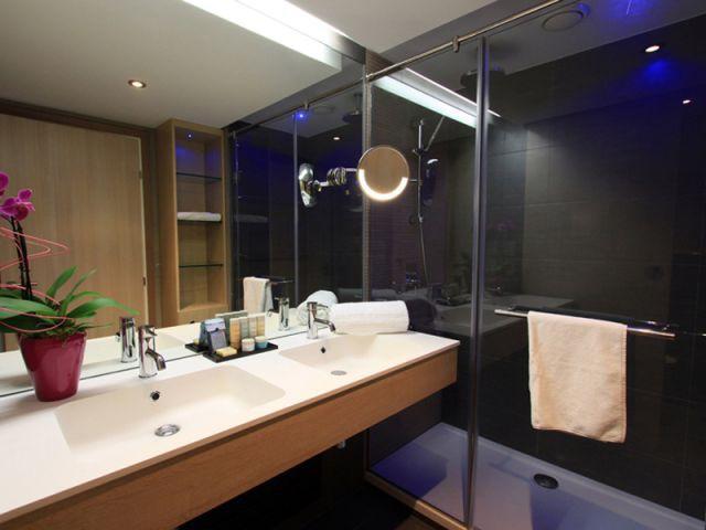 Des salles de bains design - nautilus