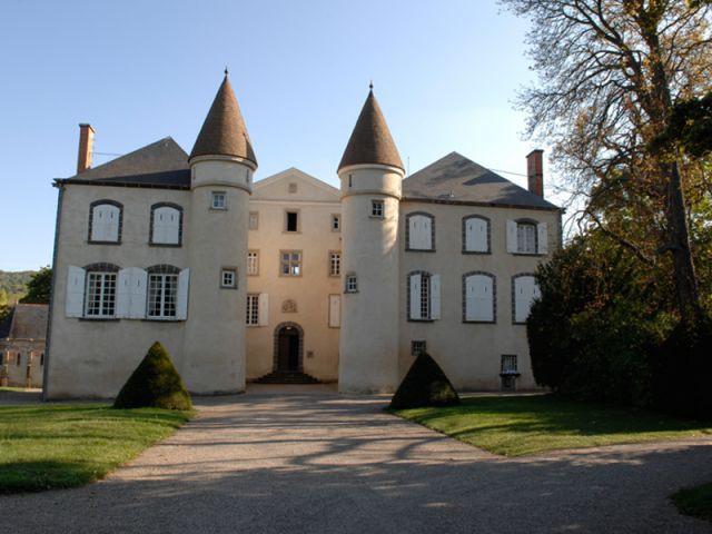 Un château également en vente - giscard
