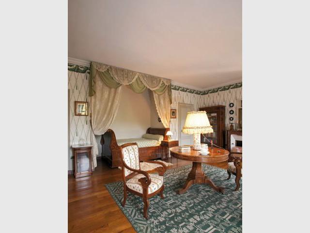 Douze chambres meublées avec raffinement - giscard