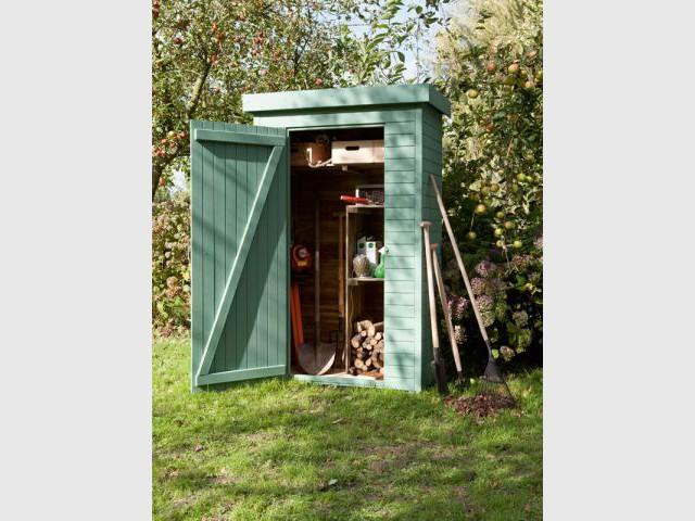 1 abri pour mon jardin. Black Bedroom Furniture Sets. Home Design Ideas