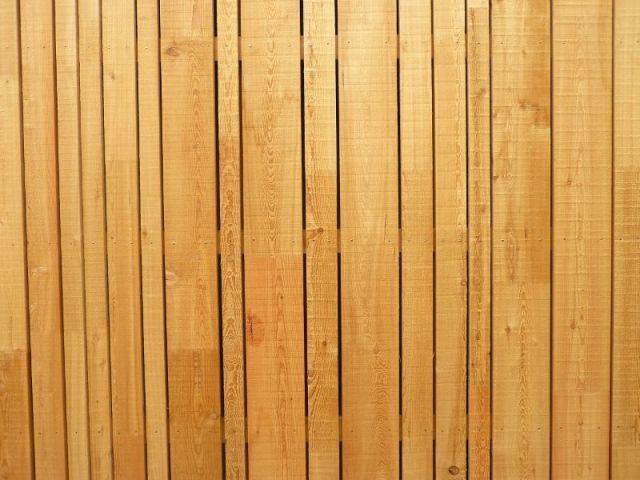 Détail bois - maison vanbesien
