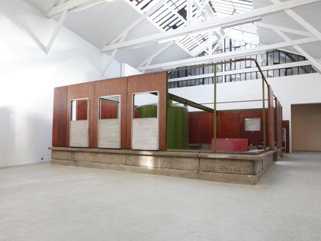 Galerie Patrick Seguin - La maison des jours meilleurs