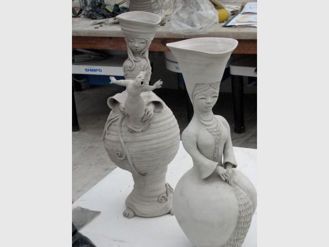 En céramique, tout est permis !  - exposition Québec