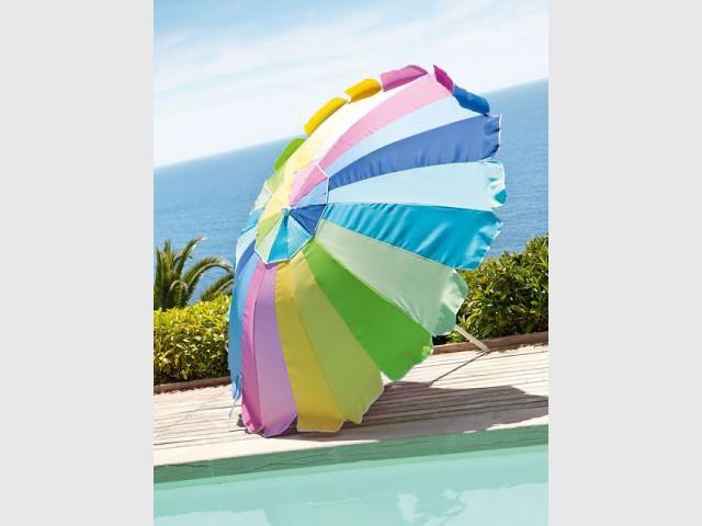 Parasol arc-en-ciel - Hespéride