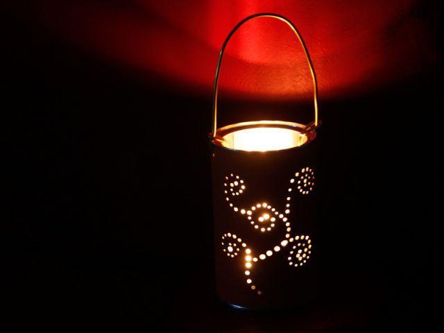 La lanterne : résultat final - Les Ateliers de Mireia