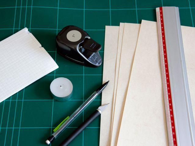 La lampe à poser : le matériel - Les Ateliers de Mireia