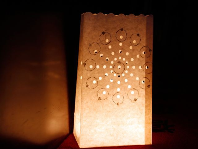 Sacs lumineux : le résultat final - Les Ateliers de Mireia