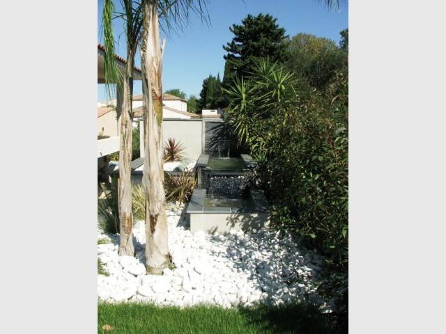 Coin d'inspiration zen - Reportage terrasse piscine