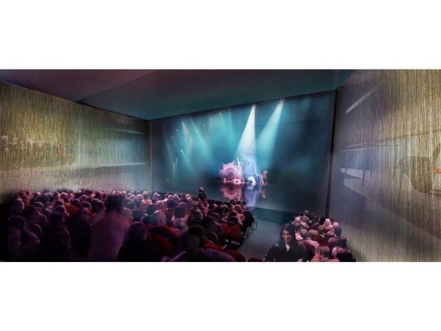 L'auditorium de la Méca - Méca Bordeaux