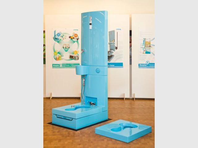 Prix spécial du concours Reinvent the toilet - Toilettes du futur