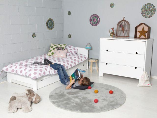 La chambre de la rêveuse - 10 ambiances chambre d'enfant