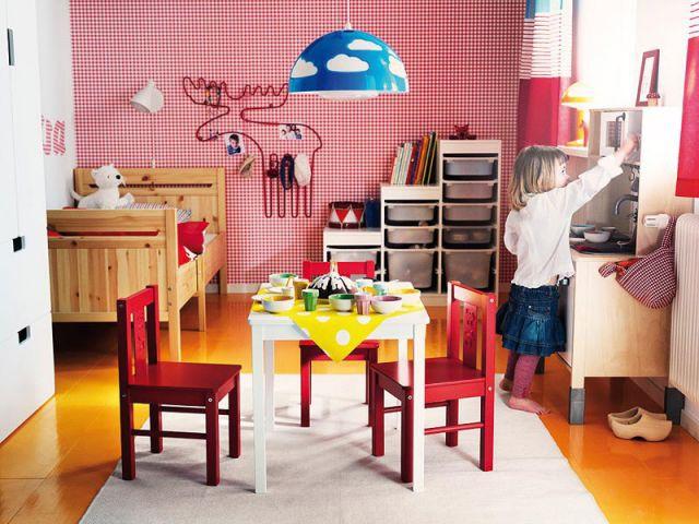 Une chambre excentrique - 10 ambiances chambre d'enfant