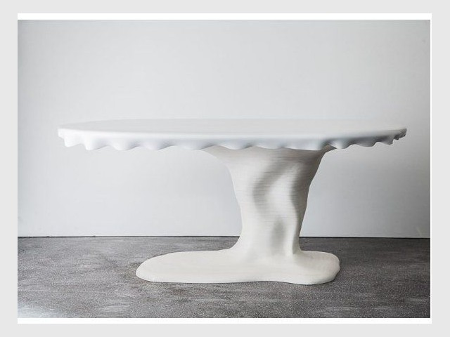 Table Melted - A.A. Studio