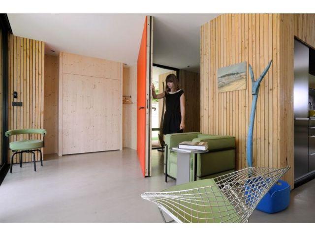 Une maison qui vit - Modularité 1 - maison barres-coquet