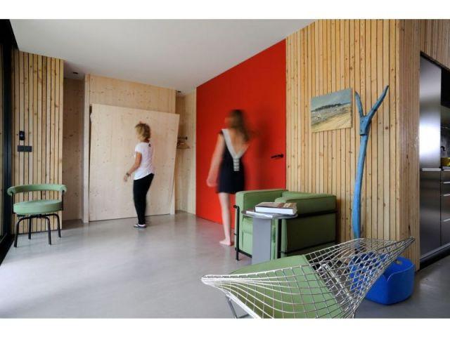 Une maison qui vit  - Modularité 2 - maison barres-coquet