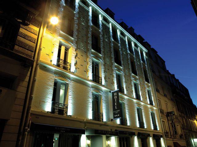 Façade - Hôtel Arc de Triomphe Etoile