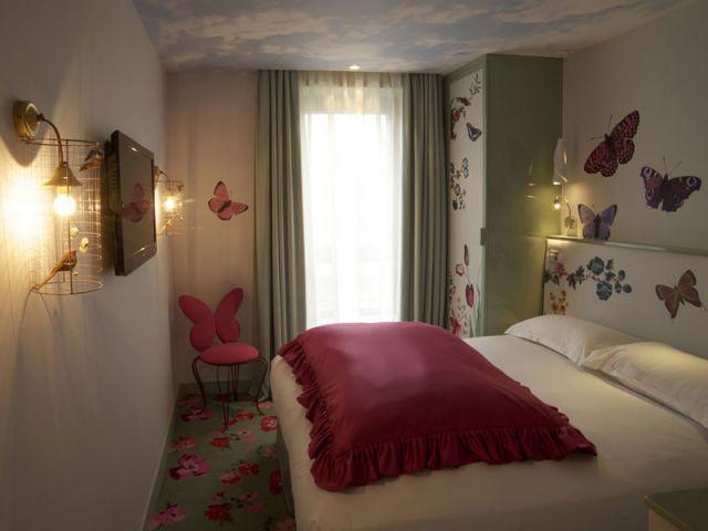 La paresse - Hôtel Chantal Thomass