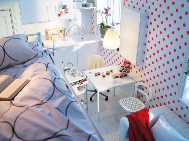Un studio tout en fraîcheur - Dix ambiances studio