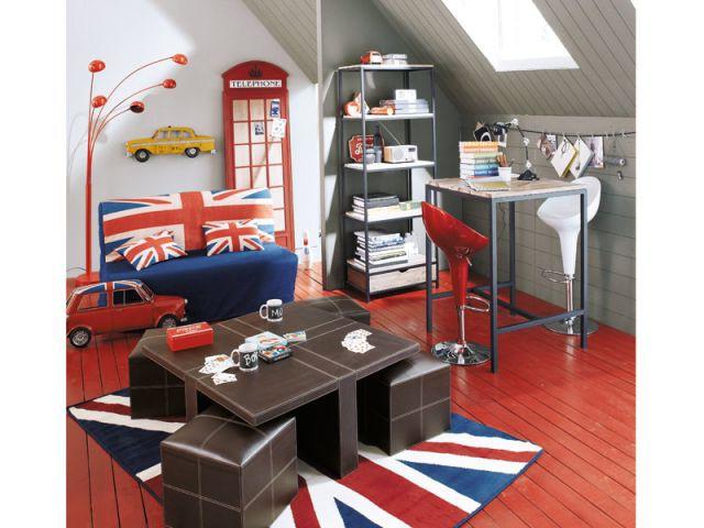 "Un studio ""so british"" - Dix ambiances studio"