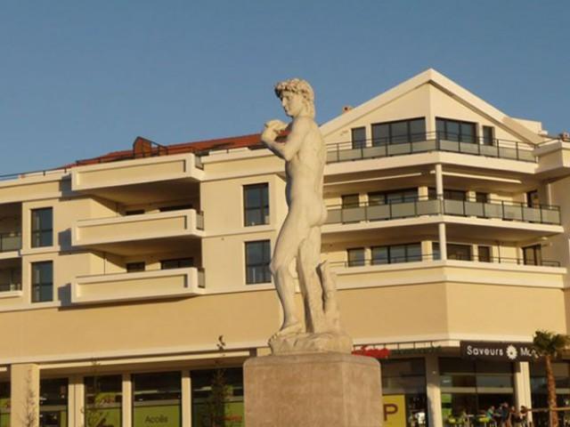 la statue de David
