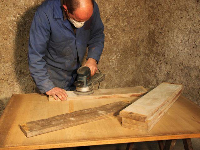 Le décapage du bois - Frédérick Plun / Atelier ADMO