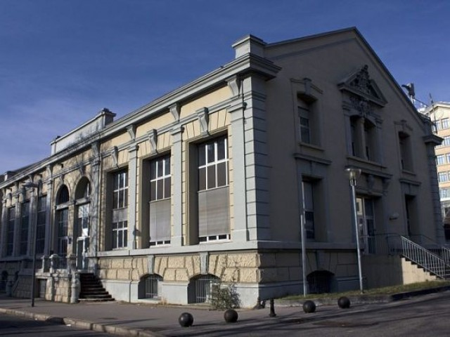 Fauriel façade