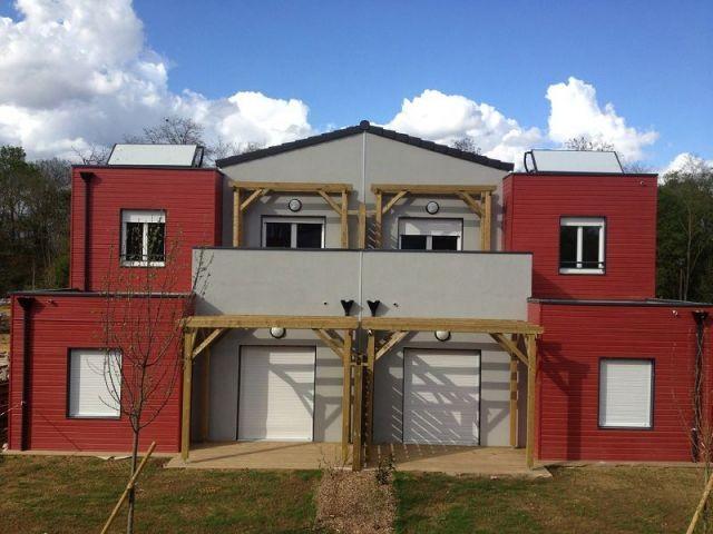 Pavillon double