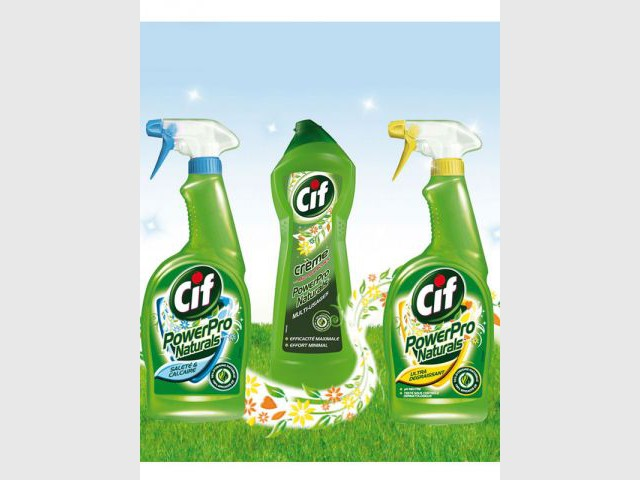 Produits nettoyage - Les Trophées de la maison 2012/2013