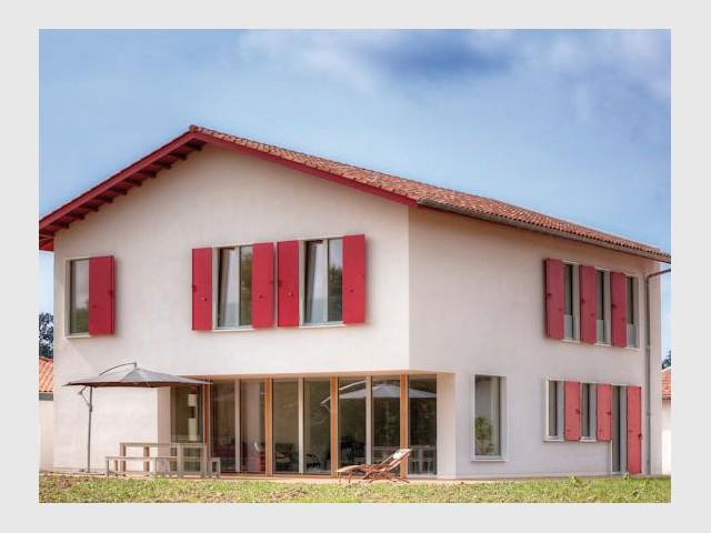 Maison passive Pays Basque
