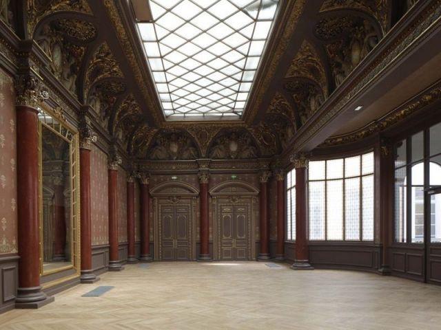 Salle à manger Garnier (après) - Mercy Argenteau