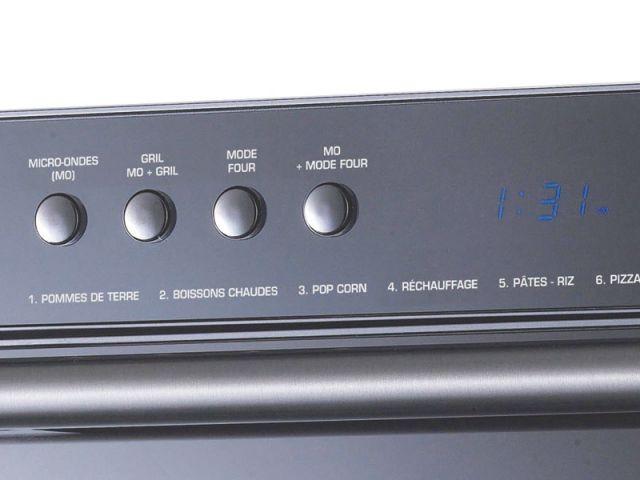 Les modes de cuisson des fours à micro-ondes - Micro-ondes