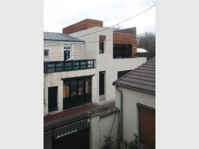 Tissu urbain dense - Reportage maison indus' à Paris