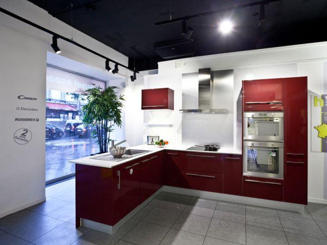 relooking pour hygena. Black Bedroom Furniture Sets. Home Design Ideas