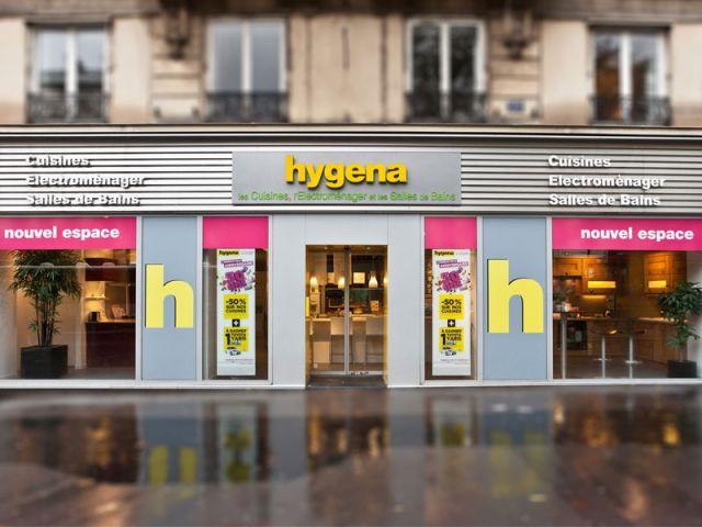 Magasin Hygena République - Hygena