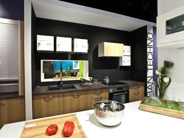 "Les ""Crazy kitchen"" - Hygena"