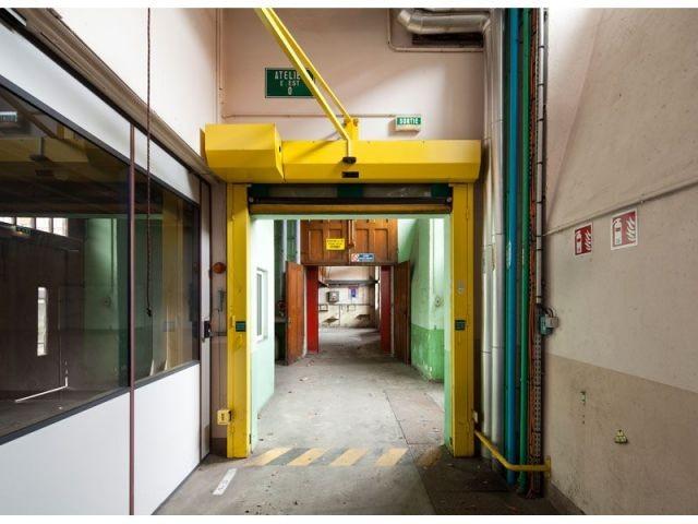 Patrimoine industriel - La manufacture des tabacs de Strasbourg