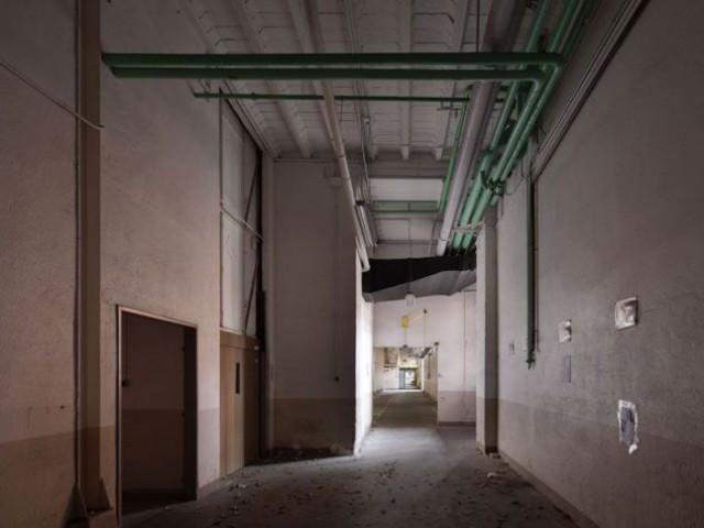 Couloir - La manufacture des tabacs de Strasbourg