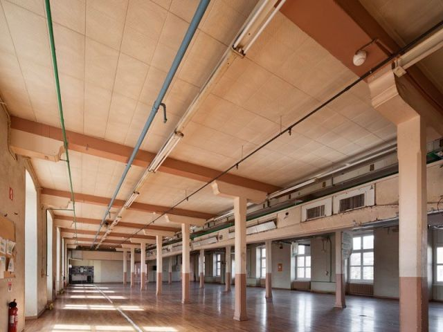 Grandeur - La manufacture des tabacs de Strasbourg
