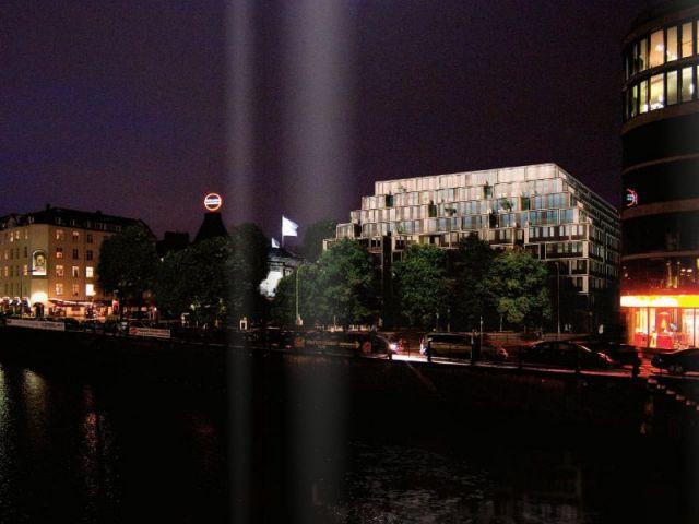 Yoo Berlin de nuit - yoo berlin