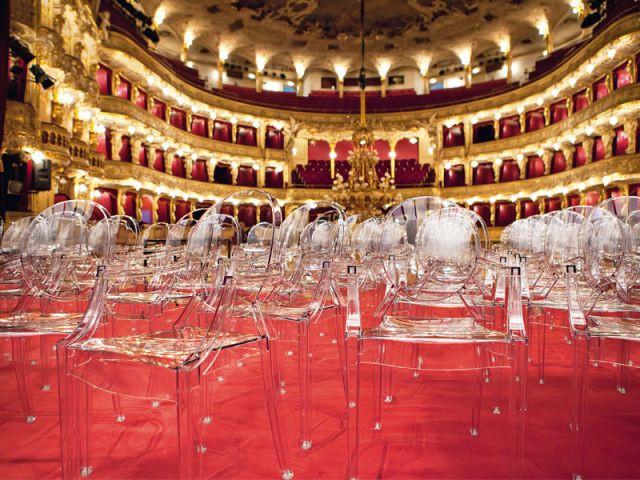Opéra de Prague - Kartell