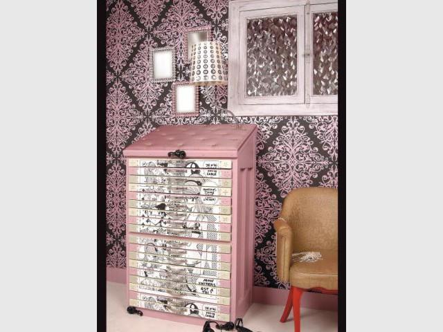 des id es astucieuses pour recycler des meubles anciens. Black Bedroom Furniture Sets. Home Design Ideas