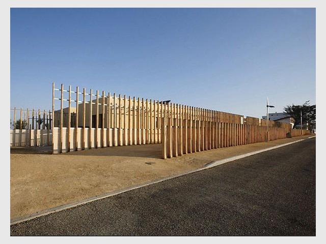 Siège de la Fédération Française de Surf - Prix national de la construction bois