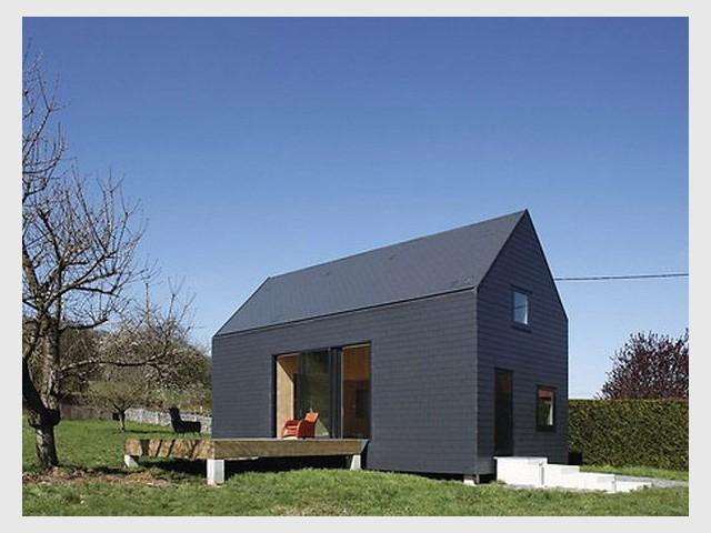 Maison de vacances à Berville-sur-mer (27) - Prix national de la construction bois