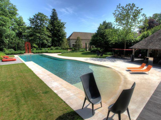 Catégorie piscine familiale de forme libre - Trophée d'Argent - Diffazur Piscines